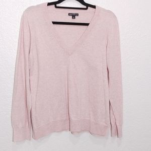 J crew mercantile Pullover V neck sweater size L